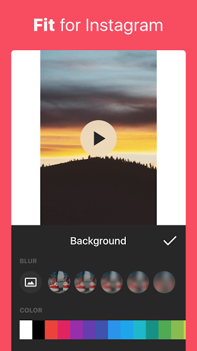 Video Editor MusicCutNo Crop screenshots 5