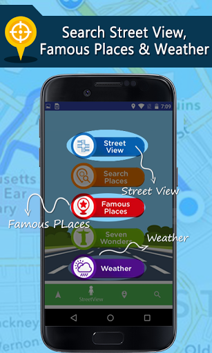 Voice GPS Driving Directions Gps Navigation Maps 1.4.6 screenshots 3
