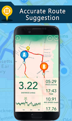 Voice GPS Driving Directions Gps Navigation Maps 1.4.6 screenshots 4