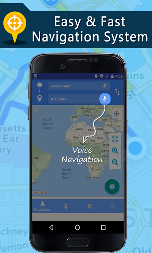 Voice GPS Driving Directions Gps Navigation Maps 1.4.6 screenshots 5
