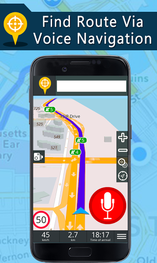 Voice GPS Driving Directions Gps Navigation Maps 1.4.6 screenshots 7