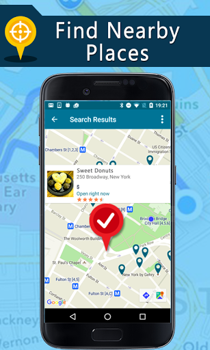 Voice GPS Driving Directions Gps Navigation Maps 1.4.6 screenshots 8