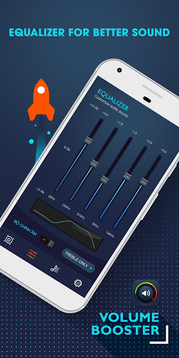 Volume Booster – Music Player MP3 with Equalizer 1.0.6 screenshots 3