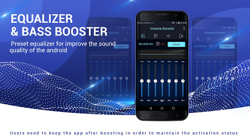Volume Booster and Equalizer 2017 1.5.1 screenshots 4