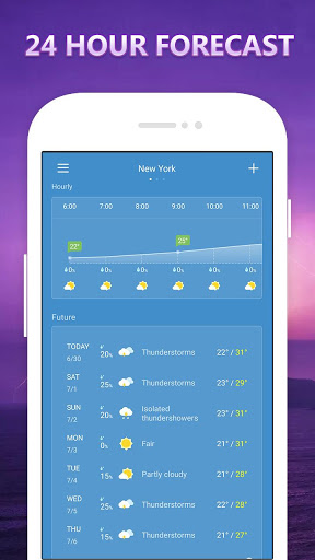 Weather 2.2 screenshots 7