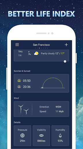 Weather 2.2 screenshots 8