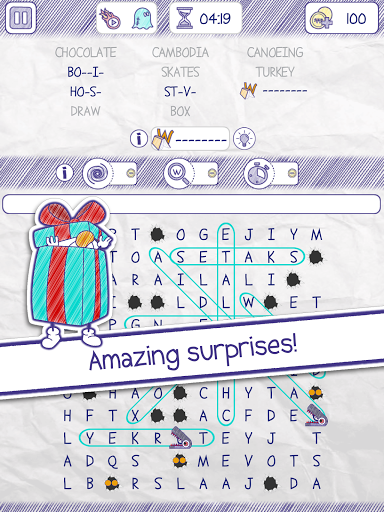 Worchy Word Search Puzzles 1.3.1 screenshots 12