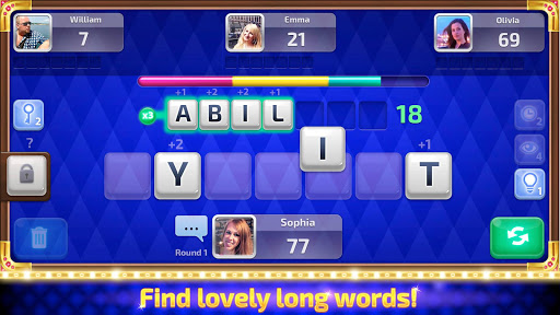 Word Club Connect with friends 0.9.0 screenshots 1