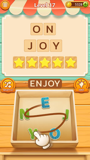 Word Shop – Brain Puzzle Games 2.6 screenshots 1