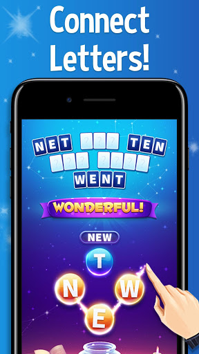 Word Stars – Letter Connect amp Word Find Game 1.1.8 screenshots 1