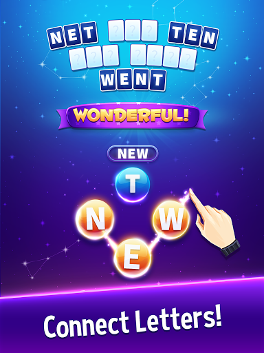 Word Stars – Letter Connect amp Word Find Game 1.1.8 screenshots 6