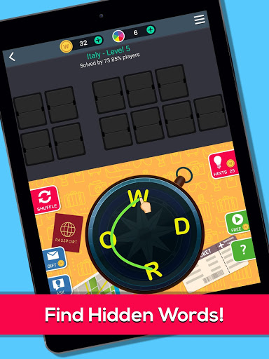 Word Trip – Word Connect amp word streak puzzle game screenshots 6
