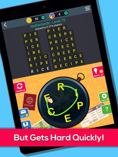 Word Trip – Word Connect amp word streak puzzle game screenshots 8