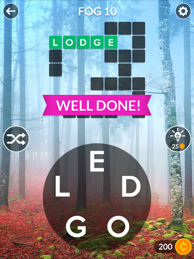 Wordscapes 1.0.17 screenshots 20