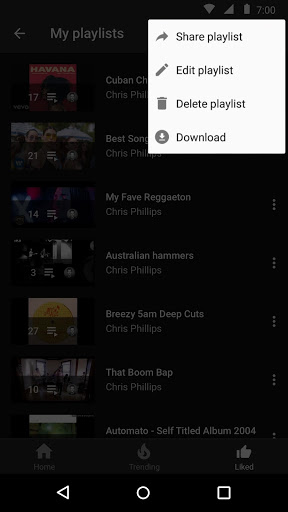 YouTube Music screenshots 4