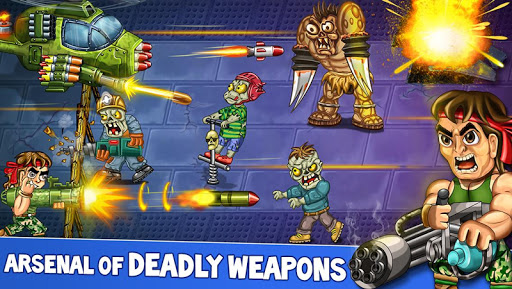 Zombie Shooter Defense – Shoot amp Kill Zombies 1.3.2 screenshots 1