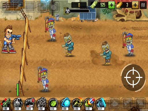 Zombie Shooter Defense – Shoot amp Kill Zombies 1.3.2 screenshots 15