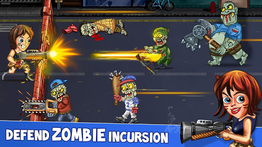 Zombie Shooter Defense – Shoot amp Kill Zombies 1.3.2 screenshots 3