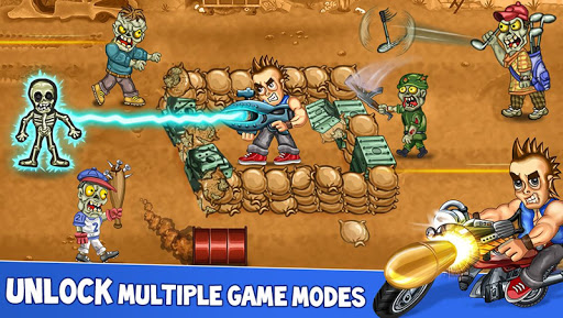 Zombie Shooter Defense – Shoot amp Kill Zombies 1.3.2 screenshots 4