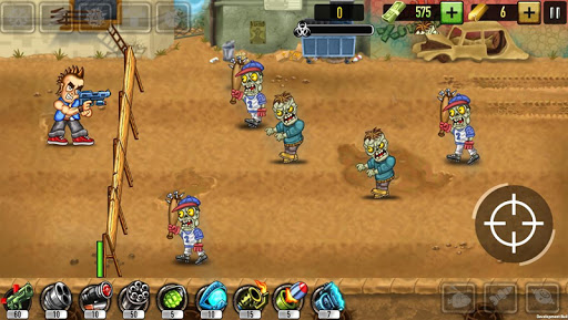 Zombie Shooter Defense – Shoot amp Kill Zombies 1.3.2 screenshots 5