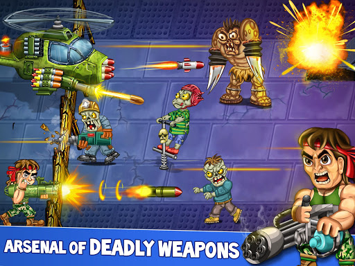 Zombie Shooter Defense – Shoot amp Kill Zombies 1.3.2 screenshots 6