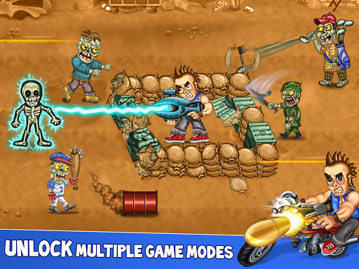 Zombie Shooter Defense – Shoot amp Kill Zombies 1.3.2 screenshots 9