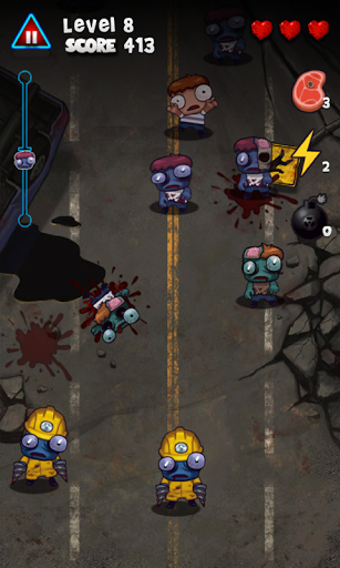 Zombie Smasher 1.8 screenshots 12