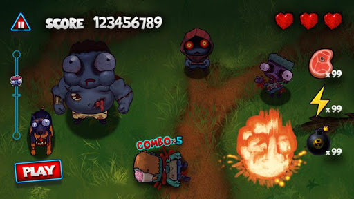 Zombie Smasher 1.8 screenshots 7