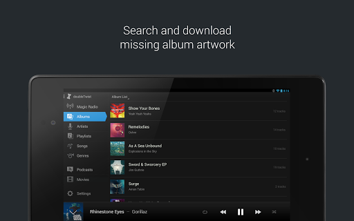 doubleTwist Music amp Podcast Player with Sync 3.1.2 screenshots 10