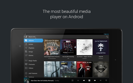 doubleTwist Music amp Podcast Player with Sync 3.1.2 screenshots 11