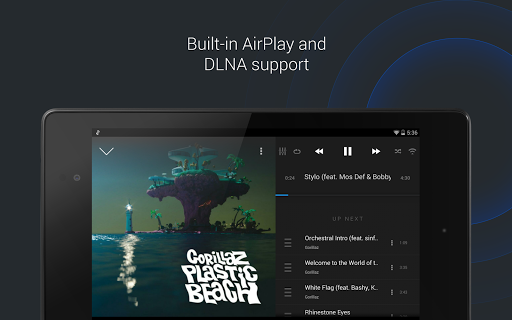 doubleTwist Music amp Podcast Player with Sync 3.1.2 screenshots 9