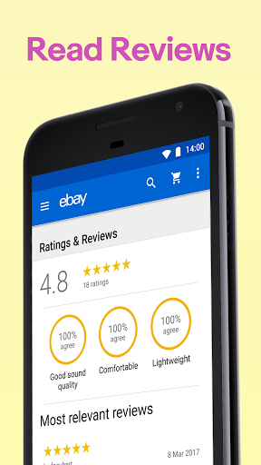 eBay – Buy Sell amp Save Money with Discount Deals screenshots 5