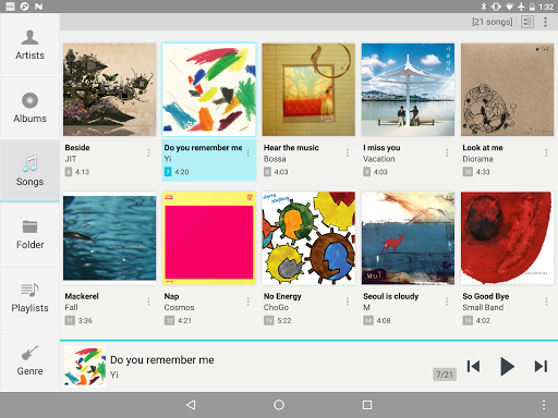 jetAudio HD Music Player 9.1.4 screenshots 10
