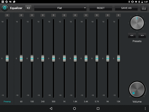 jetAudio HD Music Player 9.1.4 screenshots 13