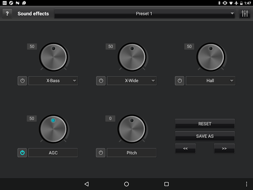 jetAudio HD Music Player 9.1.4 screenshots 14