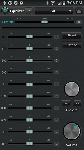 jetAudio HD Music Player 9.1.4 screenshots 5