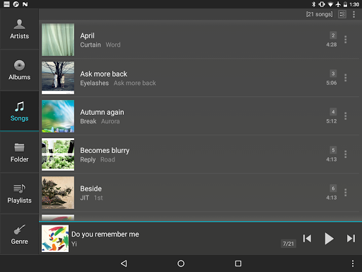 jetAudio HD Music Player 9.1.4 screenshots 9