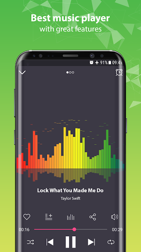 music player 3.0 screenshots 3