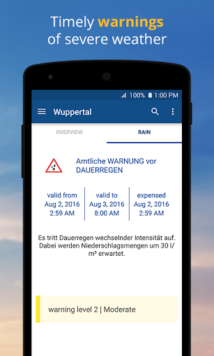 wetter.com – Weather and Radar screenshots 6