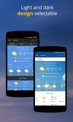 wetter.com – Weather and Radar screenshots 8