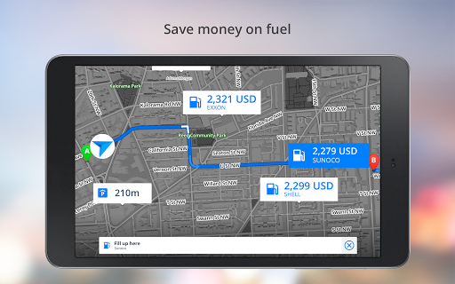 GPS Navigation – Drive with Voice Maps amp Traffic screenshots 16