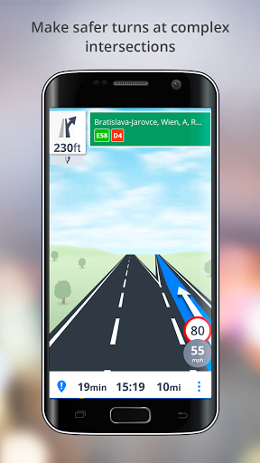 GPS Navigation – Drive with Voice Maps amp Traffic screenshots 5