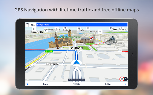 GPS Navigation – Drive with Voice Maps amp Traffic screenshots 7