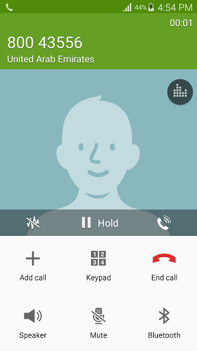Hello Card Dialer 1.29 screenshots 6