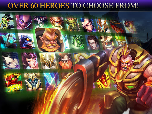 Heroes of Order amp Chaos screenshots 5