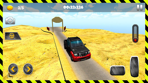 Hill Slot Car Racing 3D UAE 11 screenshots 5