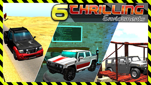 Hill Slot Car Racing 3D UAE 11 screenshots 7