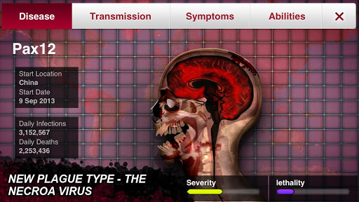 Plague Inc. screenshots 13