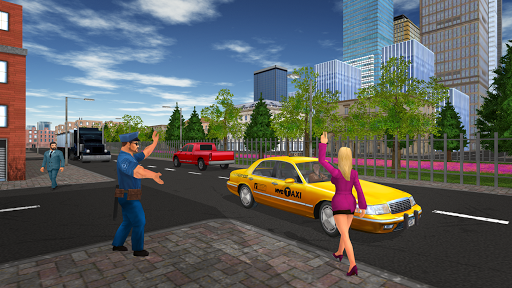 Taxi Game 1.3.0 screenshots 4