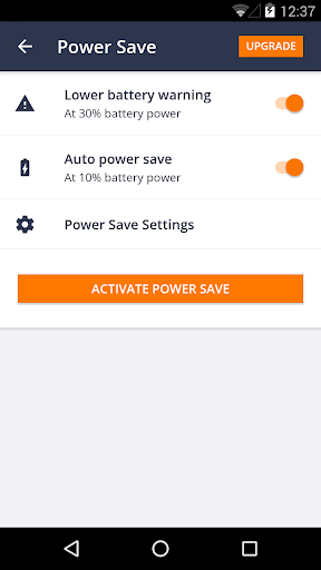 AVG AntiVirus 2018 for Android Security screenshots 3